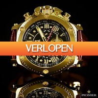 Watch2Day.nl 2: Pionier New York Diamonds skeleton