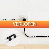Dennisdeal.com 2: 20 pcs wire cable holder clip