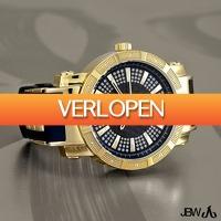 Watch2day.nl: JBW 562 Diamonds XXL Swiss Quartz