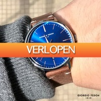 Watch2Day.nl 2: Giorgio Fedon 1919 Heritage I Automatics