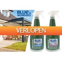 VoucherVandaag.nl 2: Blue Wonder reinigers