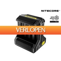 iBOOD DIY: Nitecore i8 Intelligent all-in-one batterijenlaadstation