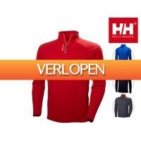 iBOOD Sports & Fashion: Helly Hansen HP 1/2 zip pullover