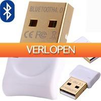 Uitbieden.nl: Draadloze mini Bluetooth 4.0 USB-Dongle