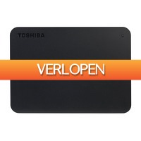 Expert.nl: Toshiba Canvio Basics (2018) 1TB