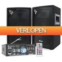 MaxiAxi.com: SkyTec SL6 geluidsbox