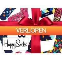 DealDonkey.com 2: 6 paar Happy Socks