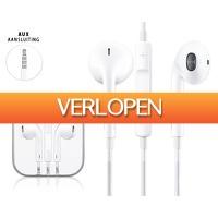 1DayFly Tech: Earpods met afstandsbediening en microfoon
