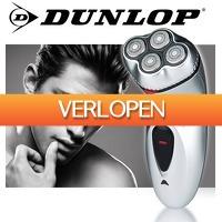 6deals.nl: Dunlop scheerapparaat