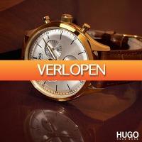 Watch2day.nl: Hugo Boss Companion chronographs
