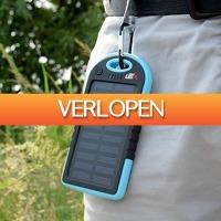 MegaGadgets: Solar Charger 5000mAh