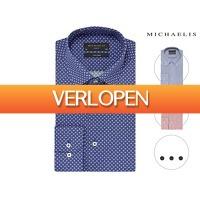 iBOOD Sports & Fashion: Michaelis katoenen overhemd