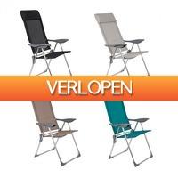 Koopjedeal.nl 1: 4 stuks opvouwbare tuin-/campingstoelen