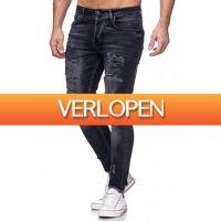 Brandeal.nl Trendy: Tazzio jeans met knopen