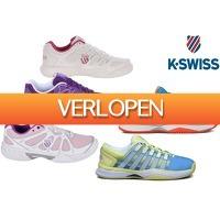 VoucherVandaag.nl 2: K-Swiss sportschoenen