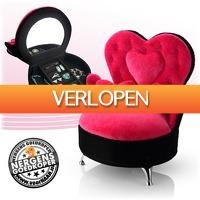 voorHAAR.nl: Koninklijke sofa sieradenbox