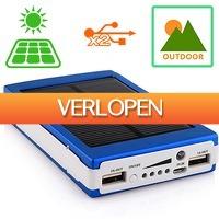 Uitbieden.nl 2: Solar powerbank