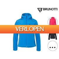 iBOOD Sports & Fashion: Brunotti Softshell jas
