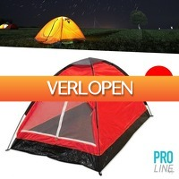 Wilpe.com - Outdoor: Proline HQ koepeltent 6-persoons