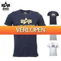 ElkeDagIetsLeuks: T-shirts van Alpha Industries