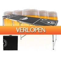 DealDonkey.com: Opvouwbare bierpong tafel