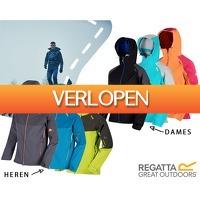 1DayFly: Regatta softshell jas voor alle seizoenen