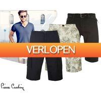 1DayFly Outdoor: Pierre Cardin shorts