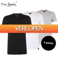 ElkeDagIetsLeuks: 4-pack Pierre Cardin T-shirts