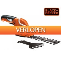 iBOOD DIY: Black & Decker draadloze 2-in-1 combischaar