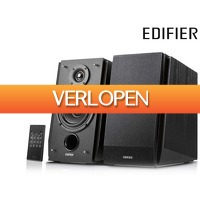 iBOOD Electronics: Edifier Bluetooth boekenplankspeakers R1850DB