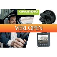 VoucherVandaag.nl 2: Grundig HD auto dashcam