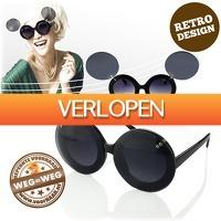 voorHAAR.nl: Hippe flip-up zonnebril