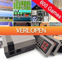 Uitbieden.nl: Klassieke game console met NES games