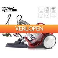 Voordeelvanger.nl: Multi-cycloon zakloze stofzuiger