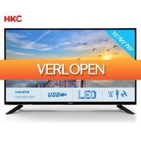 Voordeelvanger.nl 2: HKC LED televisie