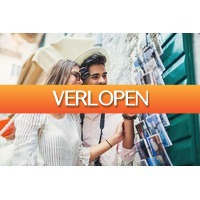 Hoteldeal.nl 1: 3- of 4-daagse Surprise City Trip