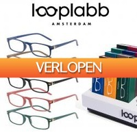 One Day Only: Looplabb leesbrillen (+1 t/m +3,5)