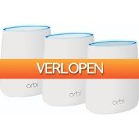 Coolblue.nl 1: Netgear Orbi RBK23 Micro Multiroom wifi