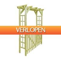 VidaXL.nl: Prieel/rozenboog