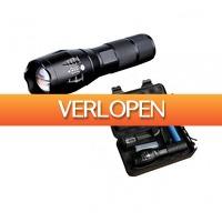 Koopjedeal.nl 1: Krachtige Militaire LED zaklamp