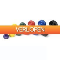 Betersport.nl: Vinyl Dumbbell - 2 x 5kg