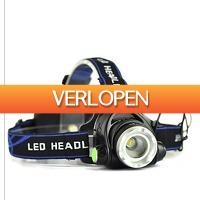 6deals.nl: Power LED hoofdlamp