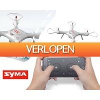 1DayFly Outdoor: Syma x25 pro quadcopter met wifi & gps