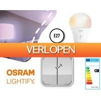1DayFly Tech: Osram lightify starterset color switch