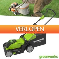 Wilpe.com - Outdoor: Greenworks Accumaaier 40 Volt