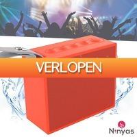 Wilpe.com - Elektra: Ninyas HiFi Bluetooth speaker