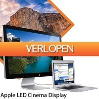 Euroknaller.nl: Apple LED Cinema display (27-inch)