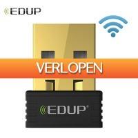 ClickToBuy.nl: EDUP USB WiFi mini-adapter
