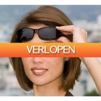 Koopjedeal.nl 2: Overzetzonnebril met 100% UV-protectie
