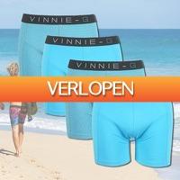 Kiesjekoopje.nl: Vinnie-G boxershorts Wave